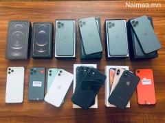 i phone XR,XS, 11pro. 11 promax 12 pro, 12 promax zarna hurgelttei