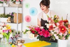 Цэцэгчин ажилд авна