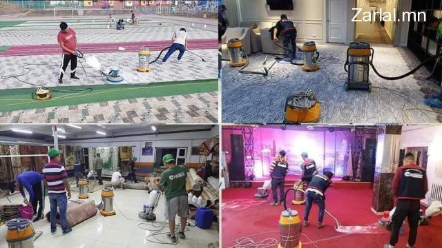 Хивс цэвэрлэгээний газарт өдрийн ээлжинд ажилд сургаж авна